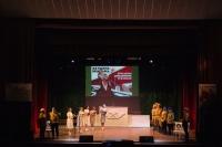 Спектакль Вышневолоцкого областного драматического театра «Небесный тихоход»