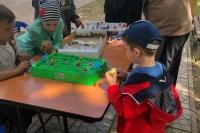 Марафон настольных игр в городском саду
