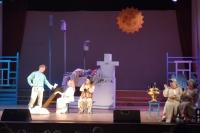Спектакль Вышневолоцкого областного драматического театра «По щучьему веленью»